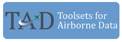 TAD - Toolsets for Airborne Data